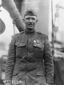 WW I Army Sergeant