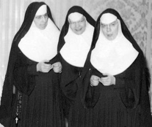 Sisters of Mercy 1950