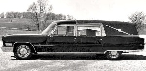 1967 hearse