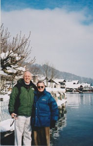 Alfred and Me in Austria  2002