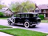 1930's limo