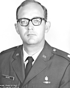 Major Moore