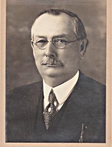 Dr. J.A. Moore 1940
