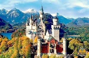 Neuschwanstein Castle- Bavaria