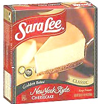 Sara Lee Cheese Cake