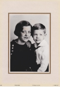 Lydia and Berry Lee May 1934